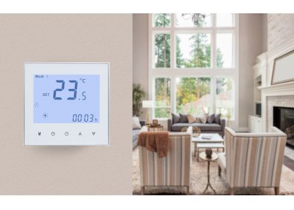 How a thermostat make your home be smart and artistic?