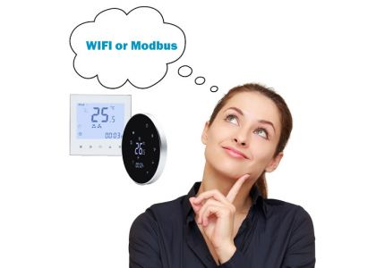 Can A Thermostat Be WiFi connection and Modbus Communication?