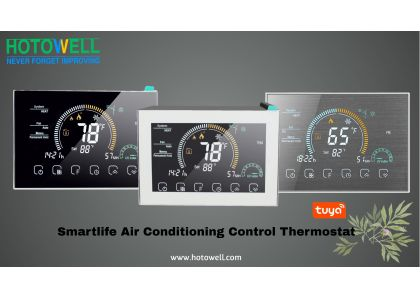 Best Smart Thermostat for Heat Pump-Hotowell Review