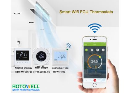 Why can't the smart thermostat connect to WIFI?