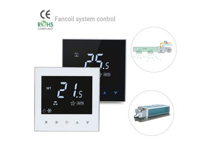The Best Modbus Fan Coil Hotel Thermostat