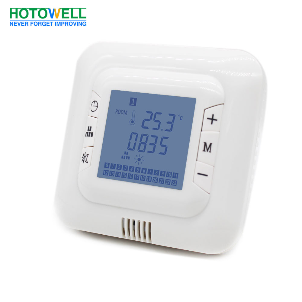 Digital Programmable Underfloor Heating Thermostat