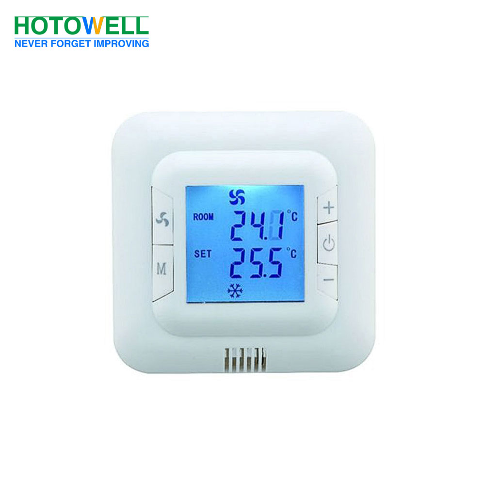 Digital Fan Coil Thermostat