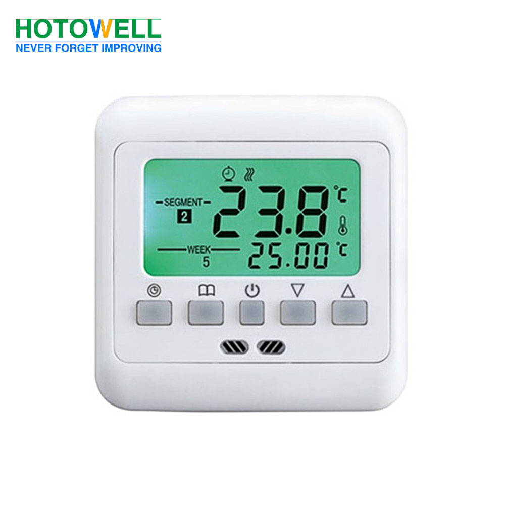 Weekly Programmable Heating Thermostat