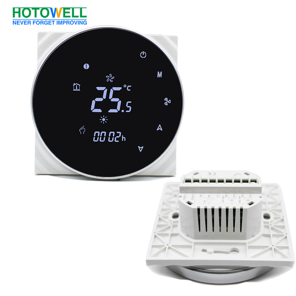HVAC Remote Programmable Fan Coil Smart Room WIFI Thermostat