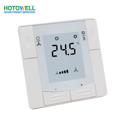 Flush Mounted Rdf310 Series Air Conditioning Temperature Controller