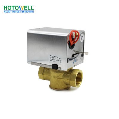 Motorized Zone Valve