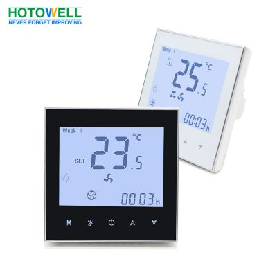 Wifi thermostat,Wireless Thermostat,Fan coil thermostat,Home automation,smart thermostat