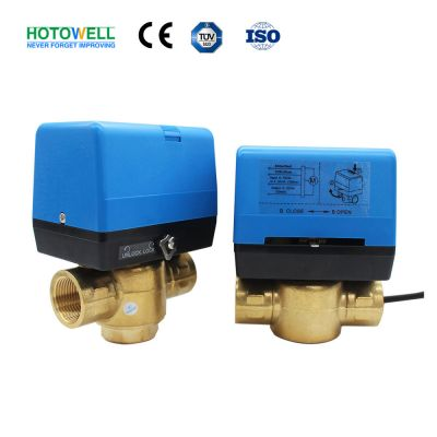 Anologue Modulating Valve,Motorized Zone Valve