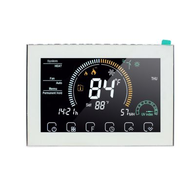 MT08  two stage AC air conditioner wifi programmable thermostat